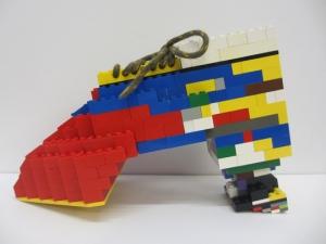 Lego-Shoe